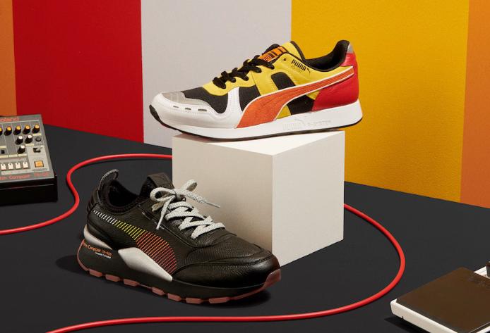 Puma releast neuen Roland TR-808 Techno-Sneaker