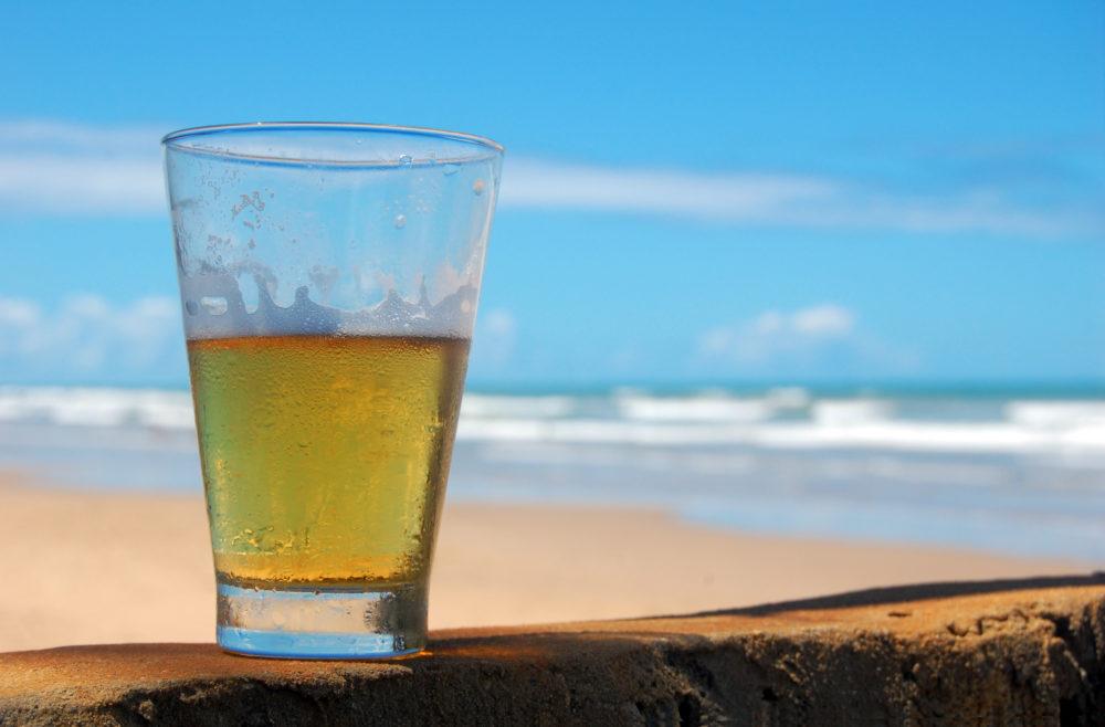 beer bier beach strand ibiza