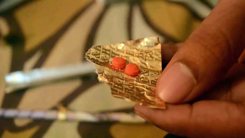 Polizei entdeckt mehr als 18 Millionen Meth-Pillen bei Kontrolle