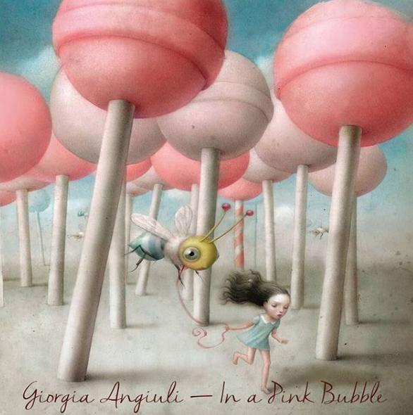 Giorgia Angiuli veröffentlicht Debütalbum auf Stil vor Talent