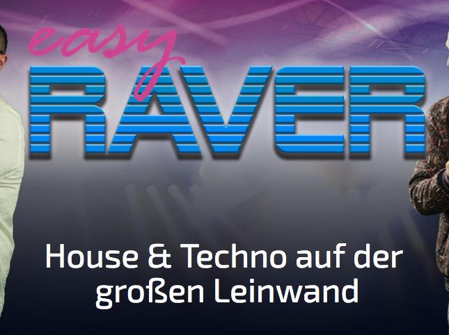Easy Raver – der ultimative Techno-Film geht auf Deutschlandtour