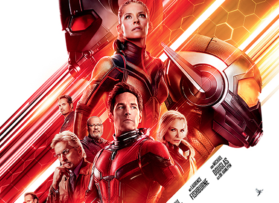Neu auf DVD & Blu-Ray: Ant-Man and the Wasp (Marvel)