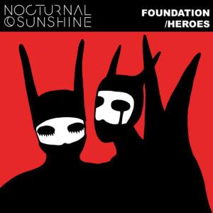 NOCTURNAL SUNSHINE - FOUNDATION RED 01.1