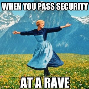 rave security