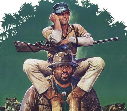 JA/NEIN –Raumakustik vs. Moguai: Terence Hill & Bud Spencer