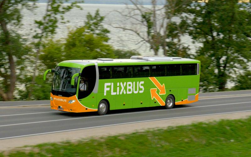 Flixbus aus Amsterdam wurde zu Drogenkutsche