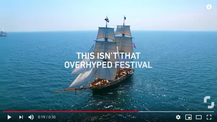 Shutterstock witzelt mit eigenem Trailer für das Fyre Festival