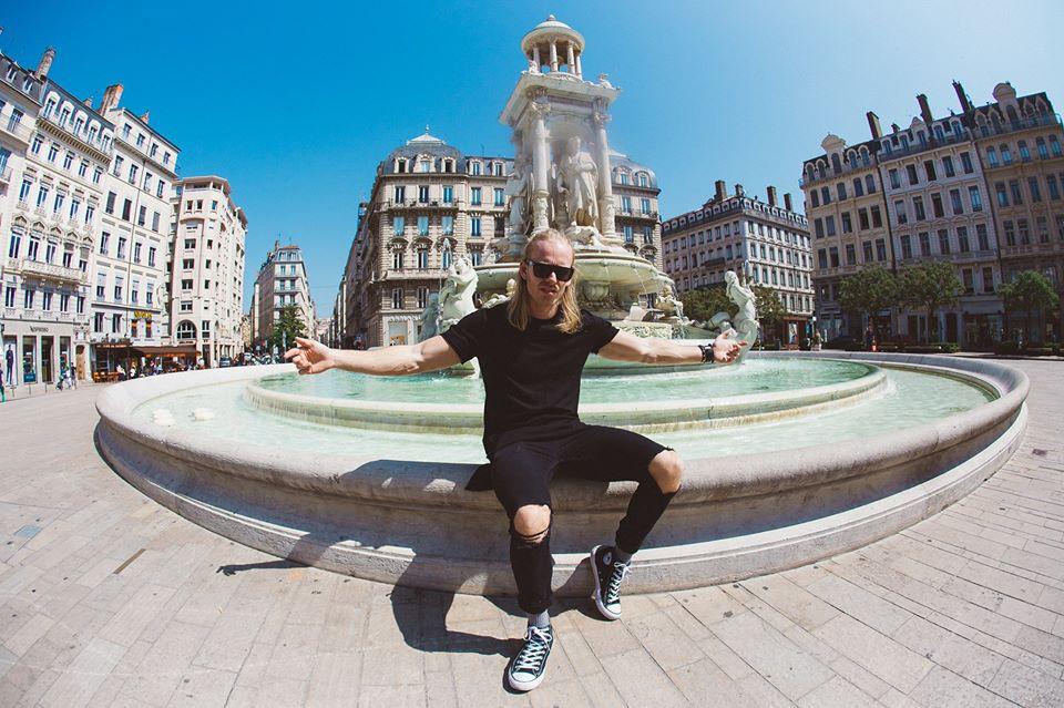 EDM-DJ Will Sparks randaliert beim Ultra Festival