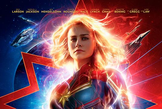Neu im Kino – Captain Marvel (win)