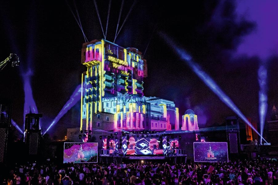 Electroland Festival im Disneyland Paris – das Line-up steht