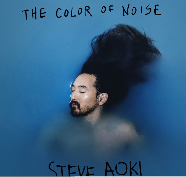"Steve Aoki veröffentlicht Biografie ""Blue: The Color of Noise"""