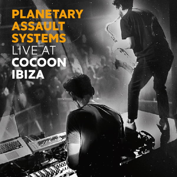 "Planetary Assault Systems liefert ""Live at Cocoon Ibiza 2019"""