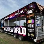 World Peace Day – FAZE Magazin verlost einen DJ-Slot auf dem Truck