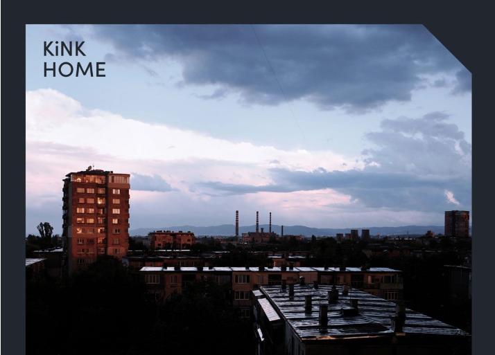 """KiNK startet neues Label Sofia –mit der EP """"Home"""""""