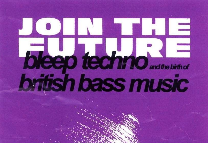 """""""Join The Future"""" –ein Buch über die englische Techno-Geschichte"""