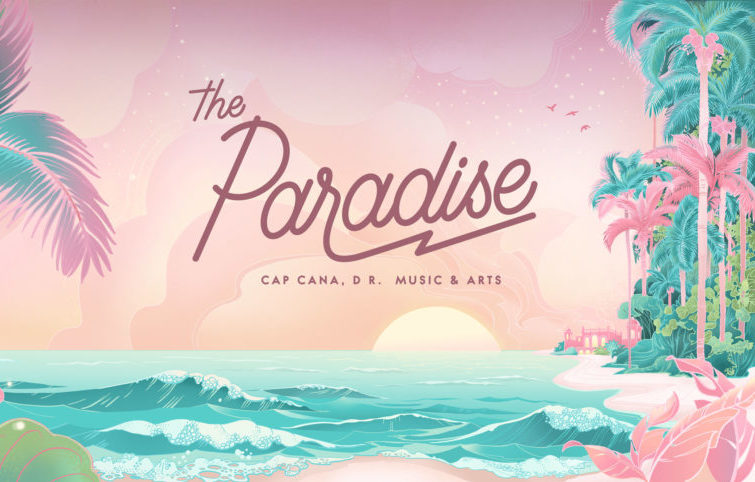 Ein Rave in der Karibik – The Paradise Cap Cana Music & Arts Festival