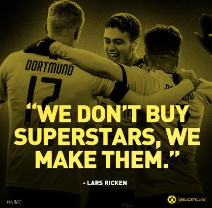 DJ Snake und Borussia Dortmund battlen sich