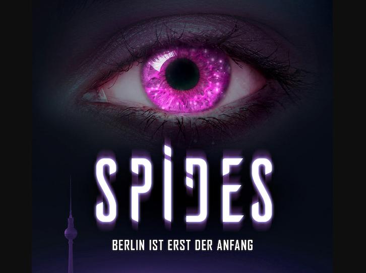 """Berlin, Partydrogen & Aliens – das sind die Zutaten der Serie """"Spides"""""""