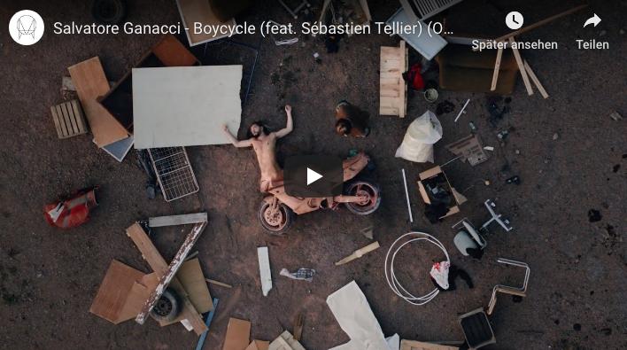 """""""Boycycle"""" –Salvatore Ganacci veröffentlicht neue EP und neues Video"""
