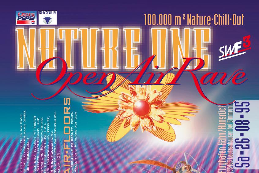 TBT – das war die Nature One 1995