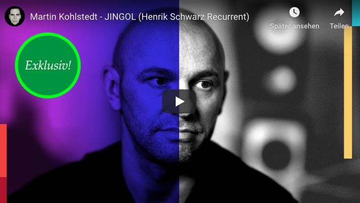 Exklusive Premiere: Martin Kohlstedt –Jingol (Henrik Schwarz Recurrent)