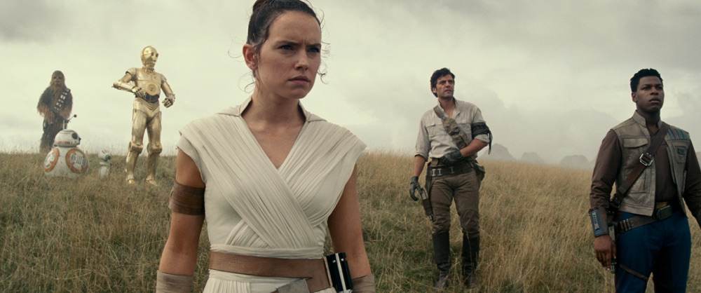 """Neu auf DVD & Blu-ray: """"Star Wars: Der Aufstieg Skywalkers"""""""