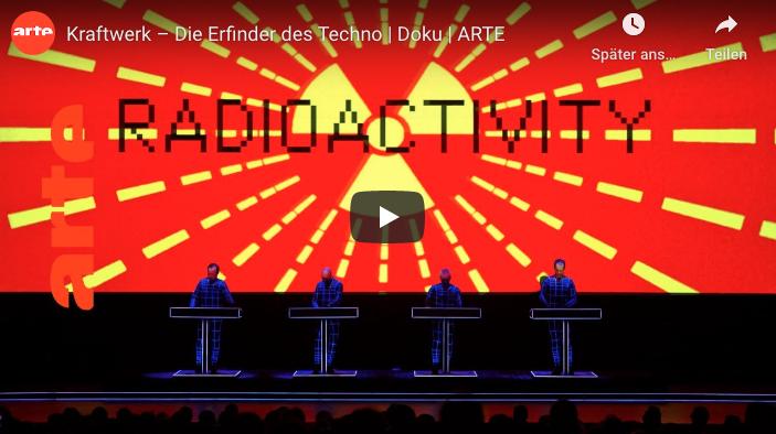 """TV-Tipp: Doku """"Kraftwerk – Pop Art"""" auf Arte"""