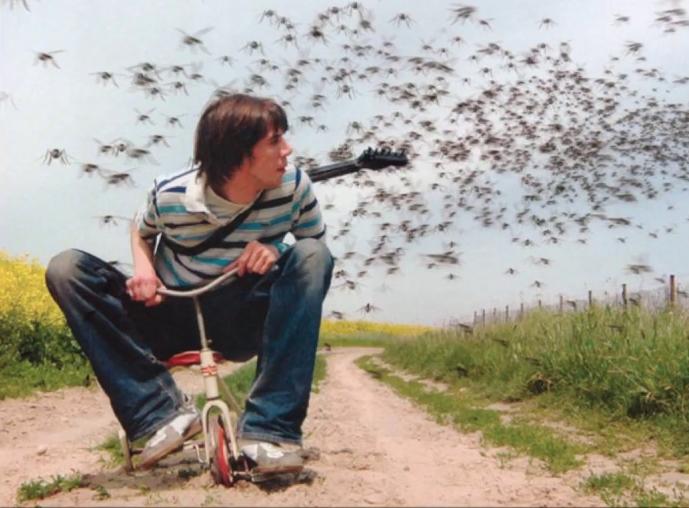 Track-Check: Oliver Koletzki – Der Mückenschwarm (Cocoon Recordings)