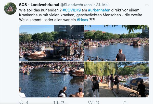 """""""Rettet die Ravekultur"""" –Demo lief aus dem Ruder"""