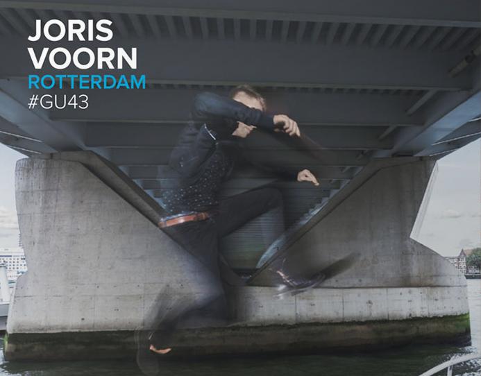 "Joris Voorn mixt ""Global Underground 43 –Rotterdam"""