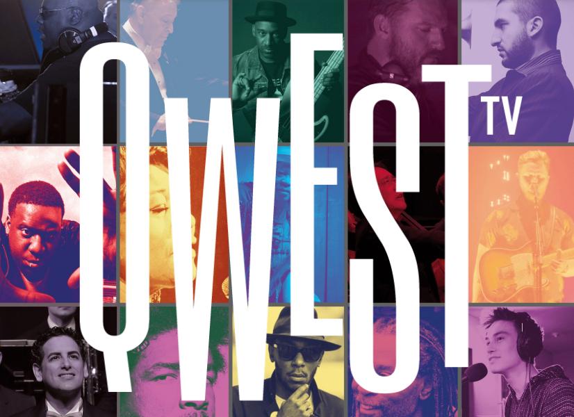 """""""Qwest TV Mix"""" – neuer TV-Sender für elektronische Musik von Produzentenlegende Quincy Jones"""