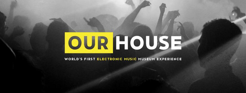 """""""Our House"""" – hier eröffnet das weltweit erste Museum für elektronische Musik"""
