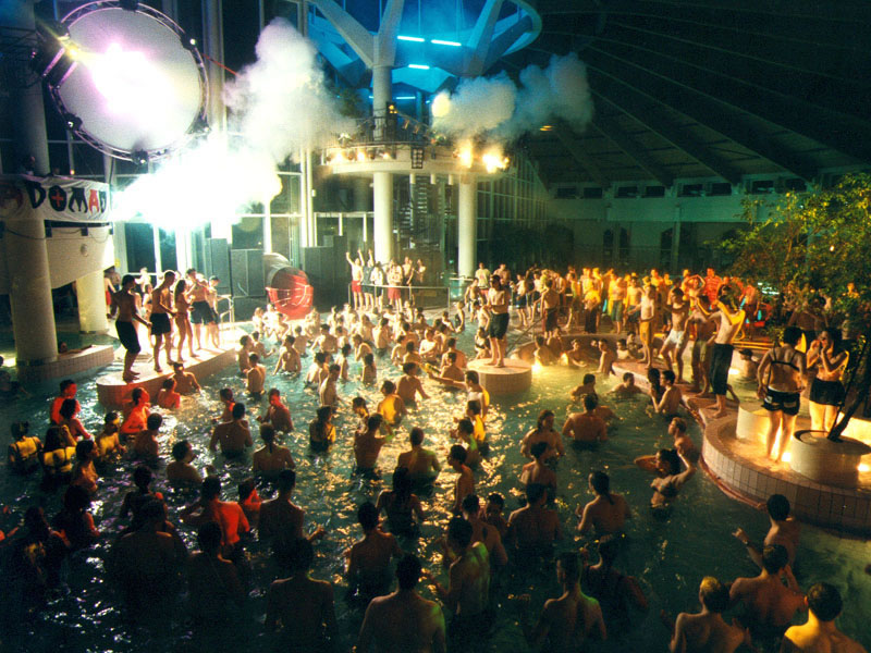 TBT – das war die WaterWorld 1996