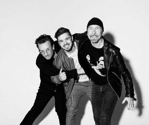 Fußball-EM: Martin Garrix produziert mit Bono und The Edge offizielle Hymne
