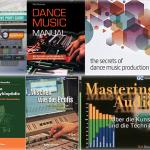 Vom ersten Loop bis zum Mastering – 10 hilfreiche Bücher für Musikschaffende