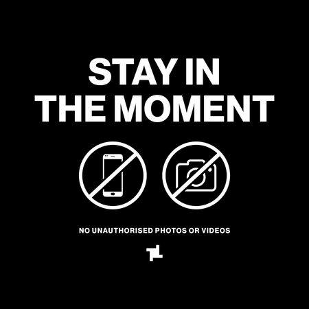 UK-Clublegende führt Foto- und Videoverbot ein